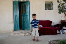 Bedoiun children are among Israel's most vulnerable