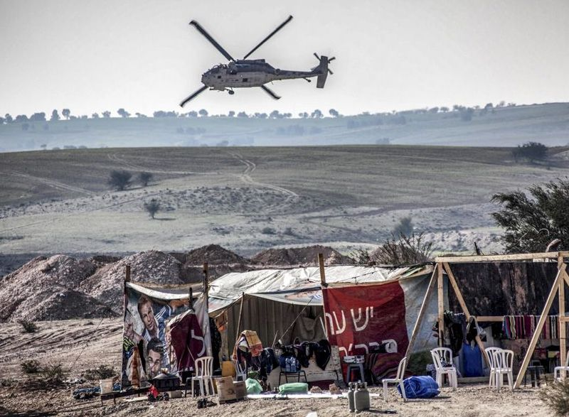 Israel announces massive forced transfer of Bedouin citizens in Negev