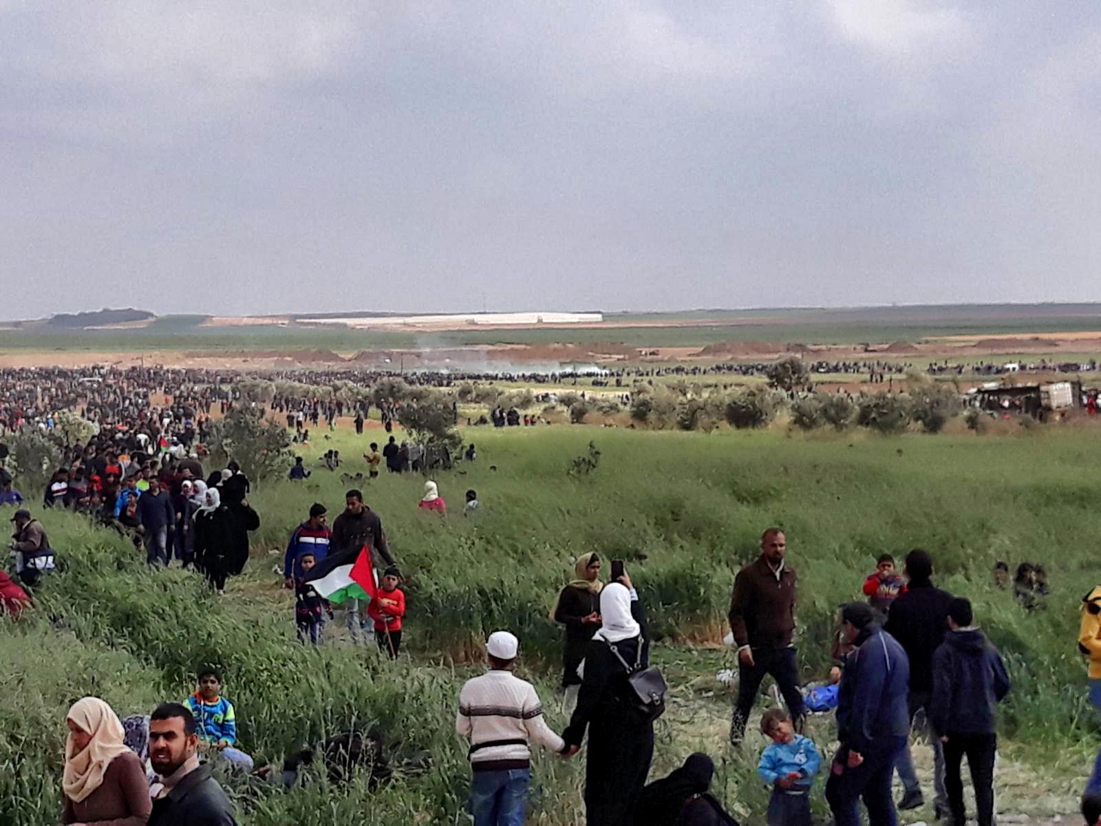 URGENT: Adalah, Al Mezan call on Israel to let Gaza search ...