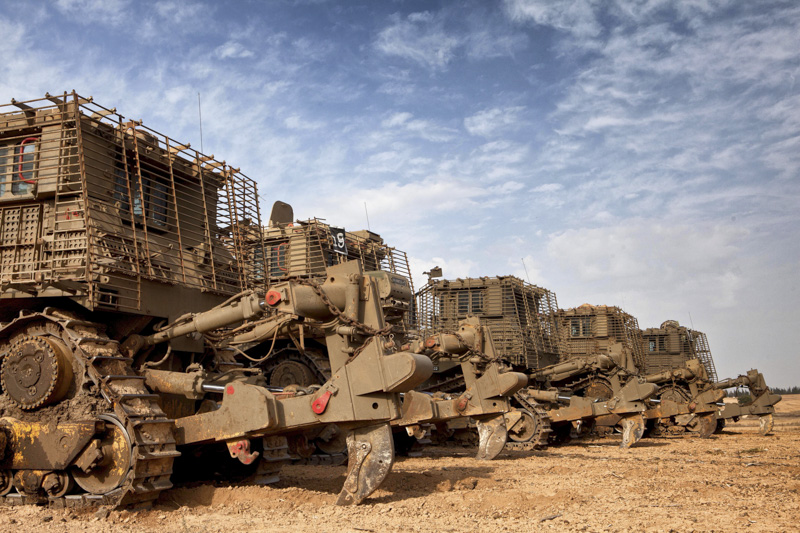 Human rights groups demand Israeli military end incursions ...